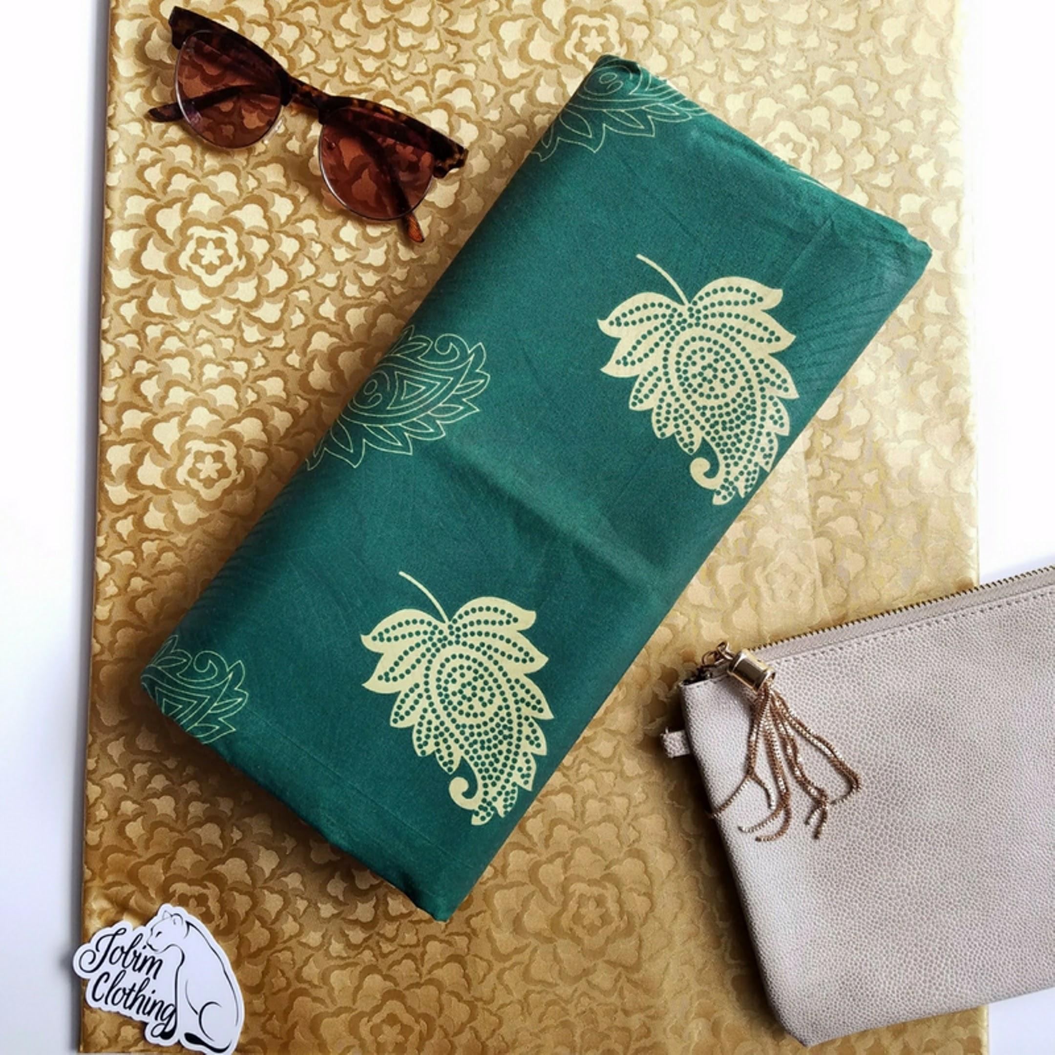 Jobim Clothing Ankara Fabric 106 & Gele 910