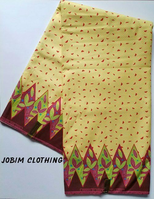 Jobim Clothing Ankara Fabric 102