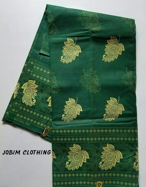 Jobim Clothing Ankara Fabric 106