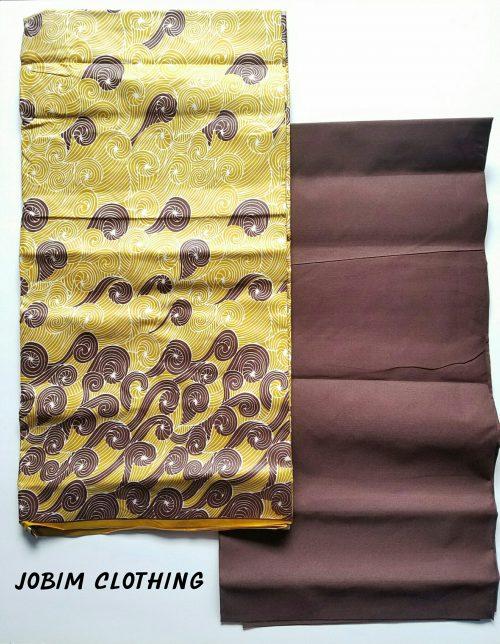 Jobim Clothing Ankara Fabric 502