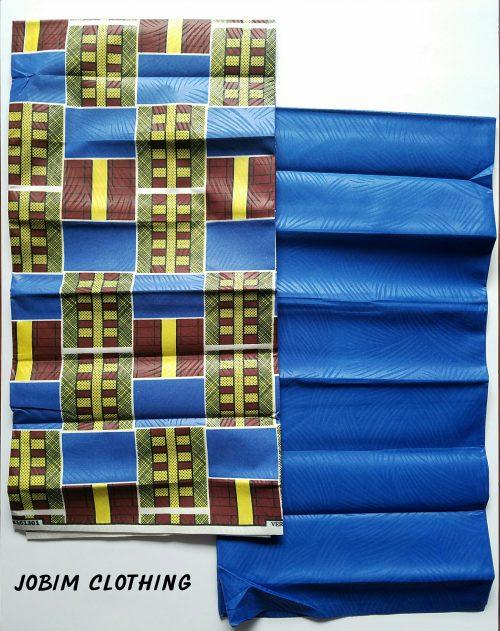 Jobim Clothing Ankara Fabric 701