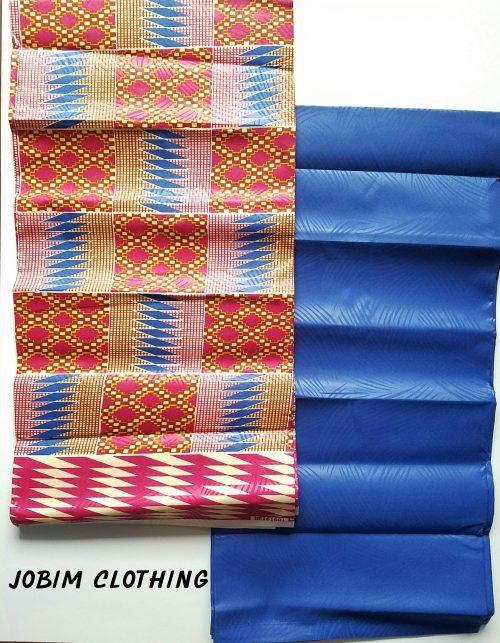 Jobim Clothing Ankara Fabric 700