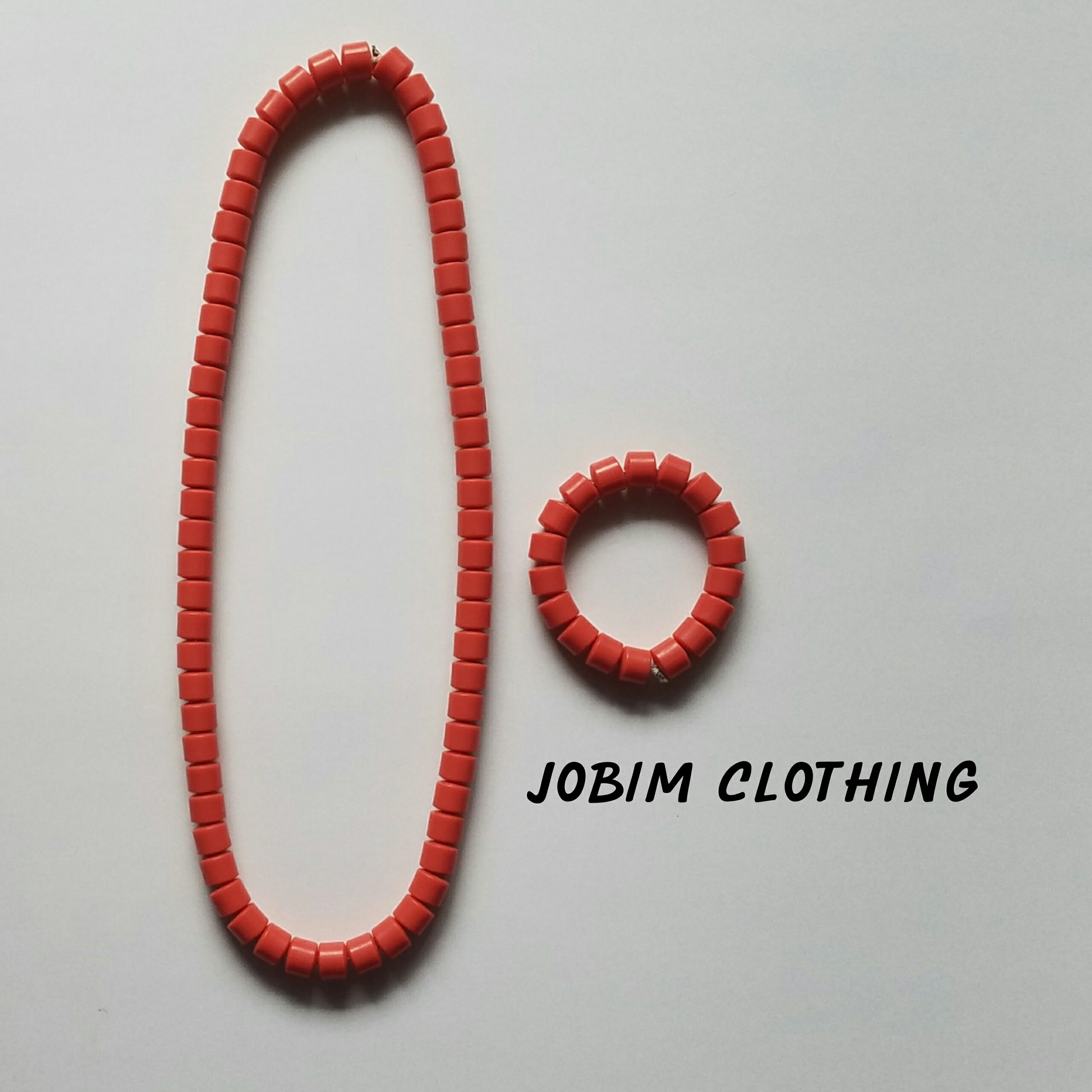 Jobim Clothing Jewelry Set 202