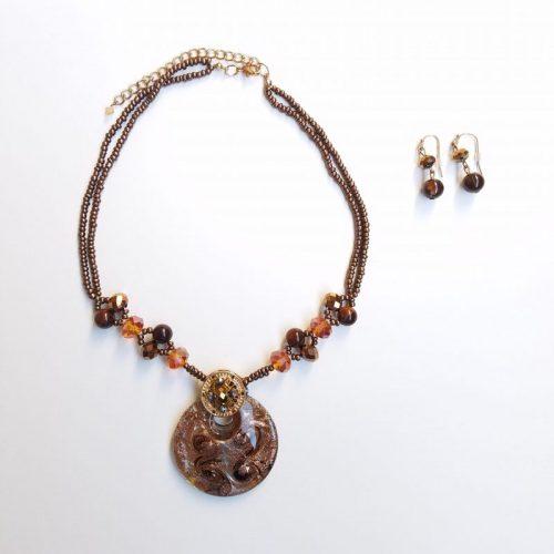 Jobim Clothing Jewelry Set 203