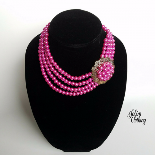 Jobim Clothing Jewelry Set 206 - 2