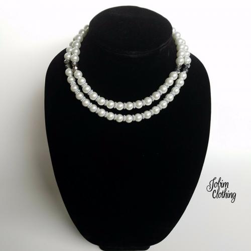 Jobim Clothing Jewelry Set 214 - 2