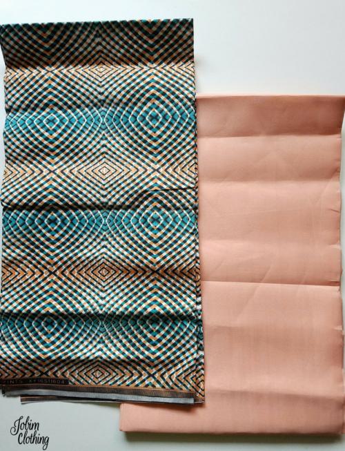 Jobim Clothing Ankara Fabric