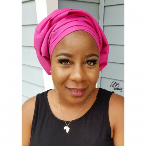 Jobim Clothing Jei Head Wrap 400