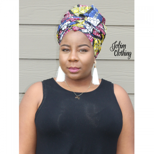 Jobim Clothing- Naimah Head Wrap