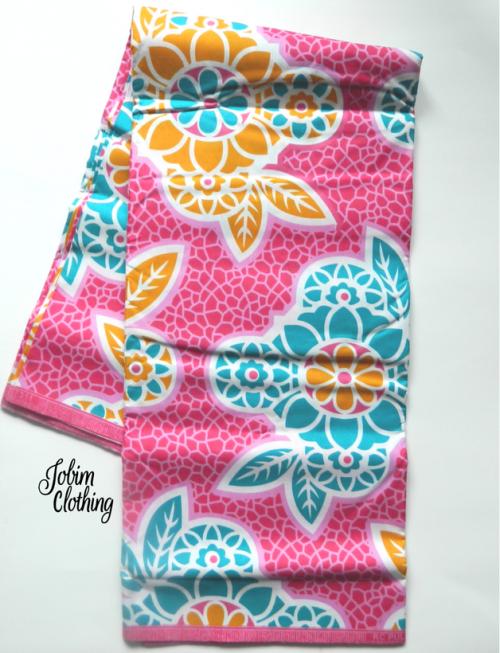 Jobim Clothing Ankara Fabric 133