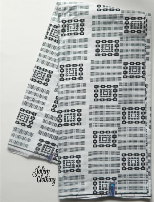 Jobim Clothing Ankara Fabric 135