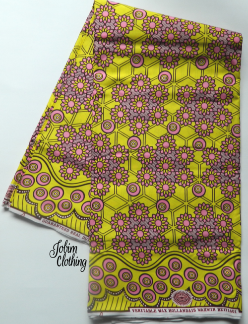 Jobim Clothing Ankara Fabric 142