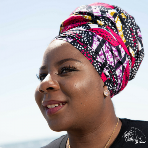 Adaobi Head Wrap - Jobim Clothing