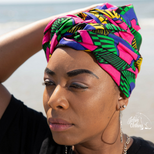 Omolade Head Wrap - Jobim Clothing