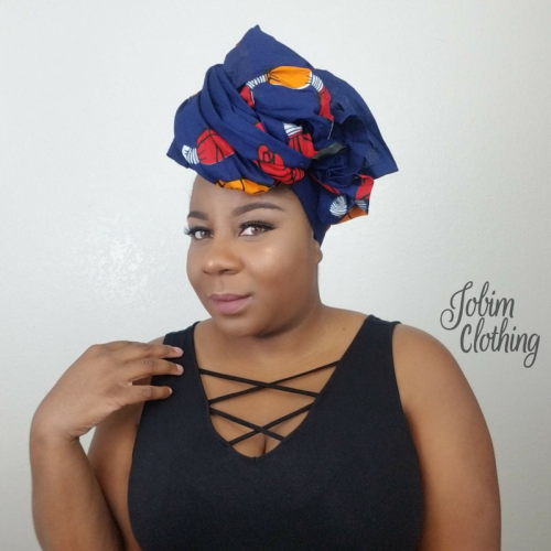 Damilola Head Wrap - Jobim Clothing