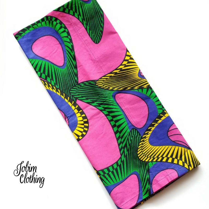 Omolade Head Wrap - Jobim Clothing