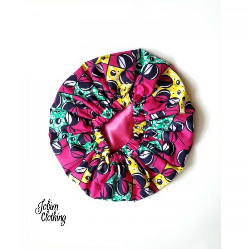 Uzoma Ankara Bonnet - Jobim Clothing