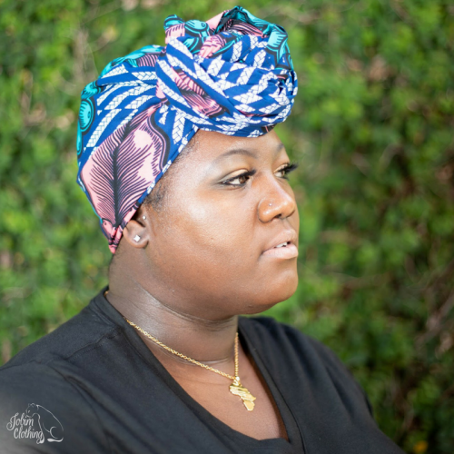 Kemi Head Wrap - Jobim Clothing