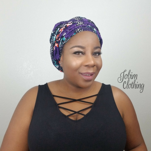 Nneka Head Wrap II - Jobim Clothing
