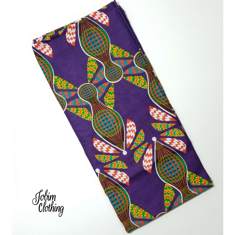 Chioma Head Wrap II - Jobim Clothing