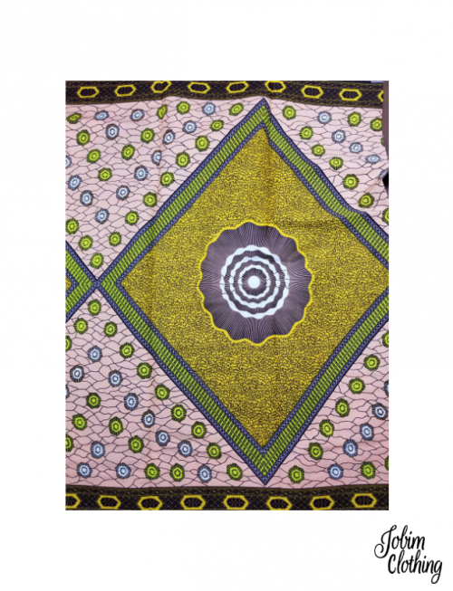 Jobim Clothing Ankara Fabric 147-2
