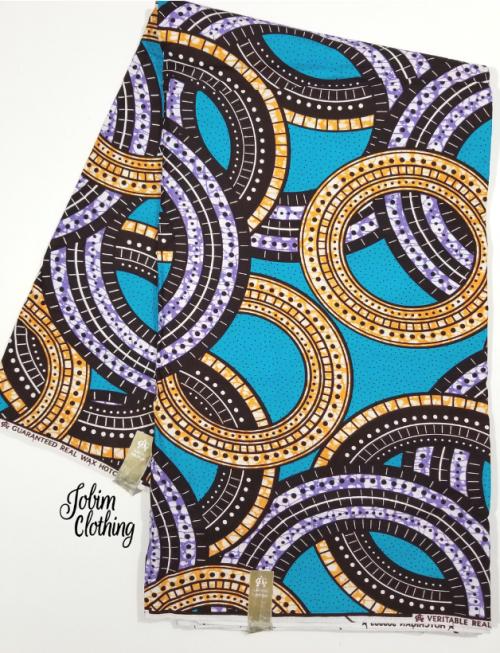 Jobim Clothing Ankara Fabric 143