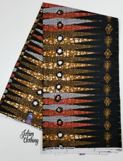 Jobim Clothing Ankara Fabric 145