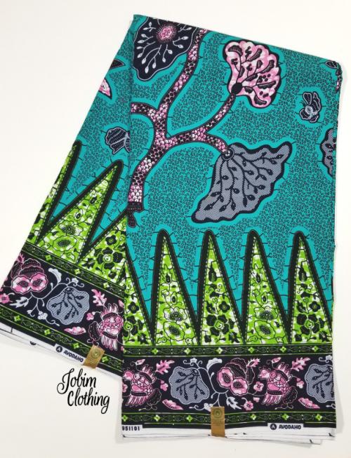 Jobim Clothing Ankara Fabric 146
