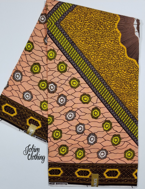 Jobim Clothing Ankara Fabric 147