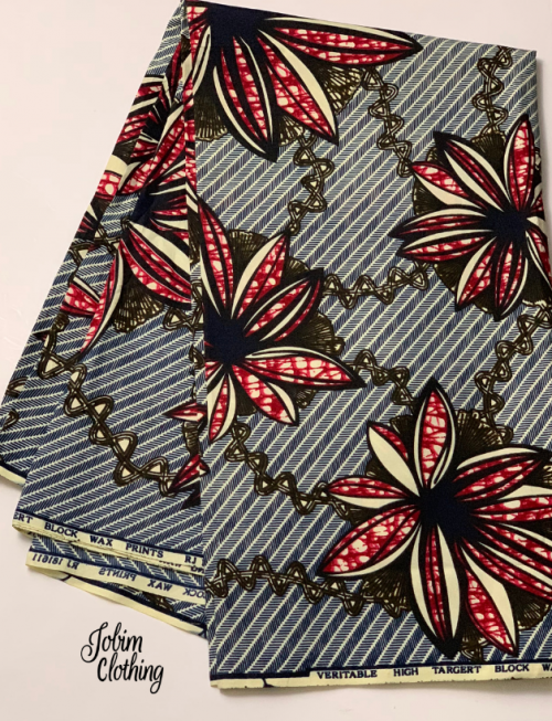 Fabric 202 - Jobim Clothing