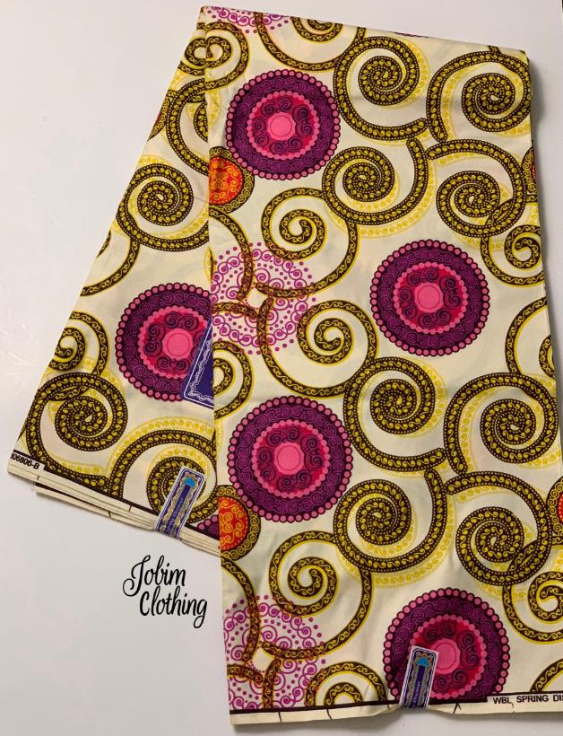Fabric 204- Jobim Clothing