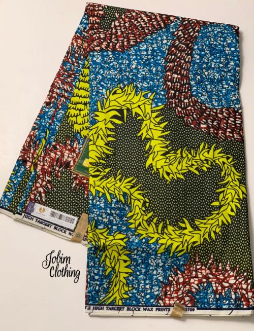 Fabric 208 - Jobim Clothing