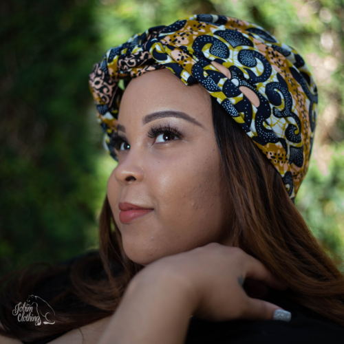 Ronke Head Wrap - Jobim Clothing