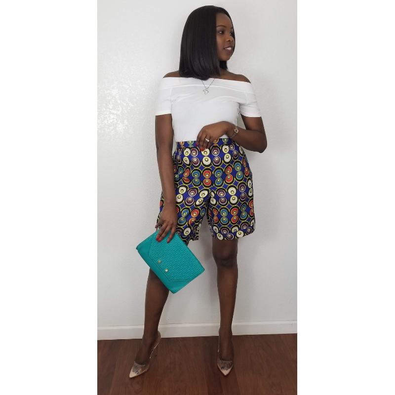 Forteta Shorts - Style By J - Jobim Clothing