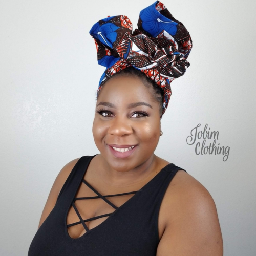 Ezinne Head Wrap - Jobim Clothing