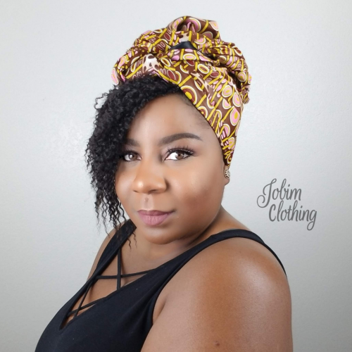 Lebechi Head Wrap - Jobim Clothing