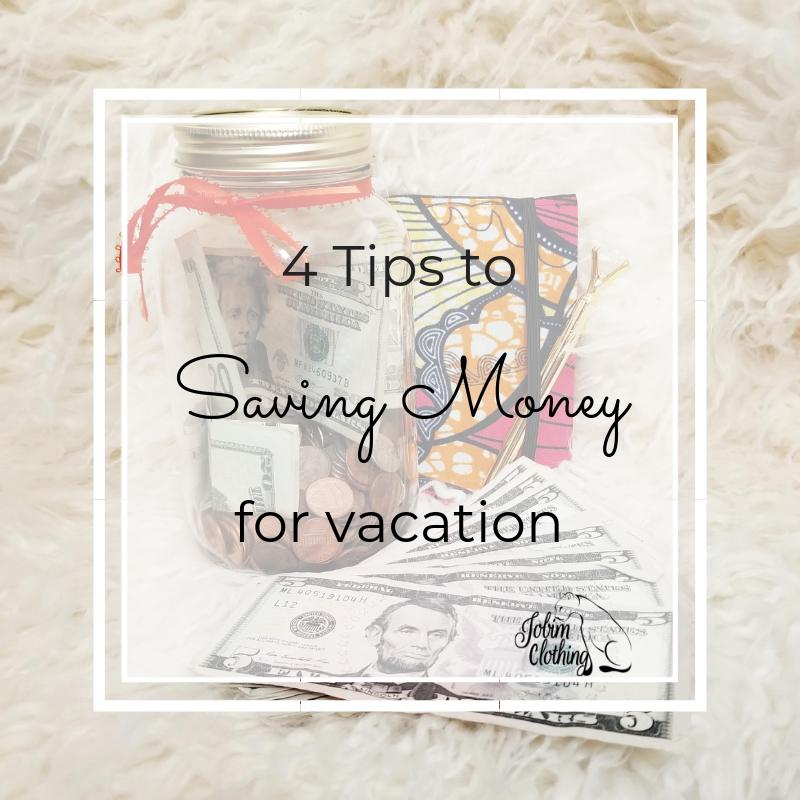 4 Tips for saving money for travel - Jobim Clothing