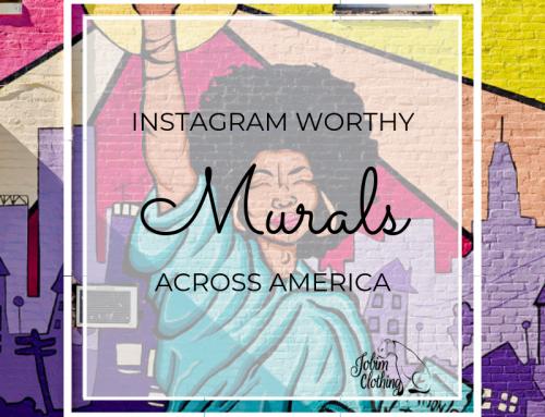 Instagram Worthy Murals Across the US