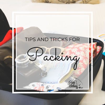 Packing Tips - Jobim Clothing