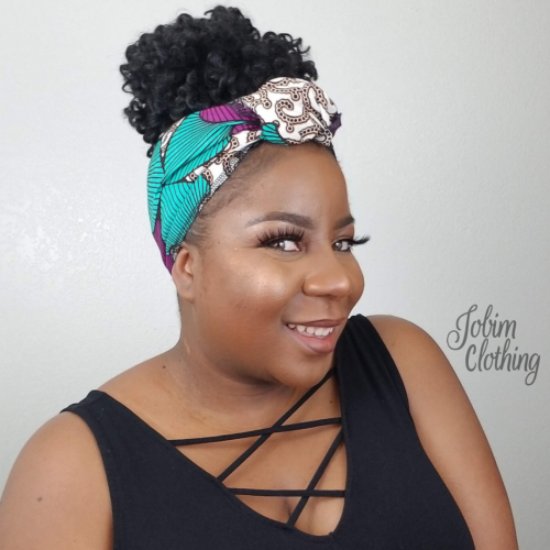 Anambra Head Band - Jobim Clothing
