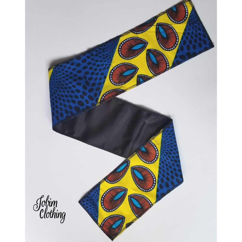 Edo Head Band - Jobim Clothing
