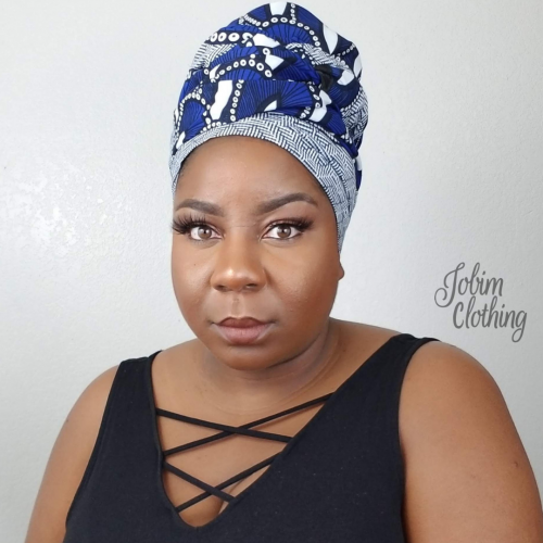 Busara Head Wrap - Jobim Clothing