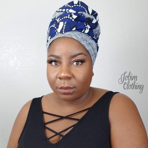 Busara Head Wrap - Jobim Clothing