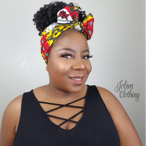 Taraba Head Band - Jobim Clothing