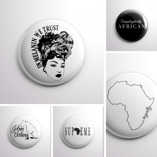 Button Pack - Jobim Clothing
