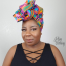 Akua Head Wrap - Jobim Clothing