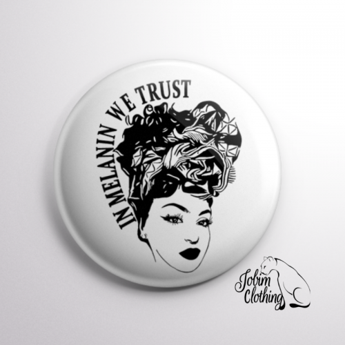 In Melanin We Trust - Single Button - Jobim Clothing